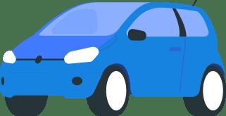 אוטו כחול